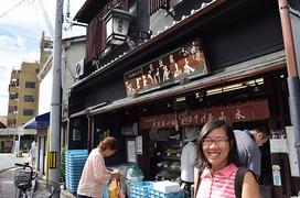 アメリカから来られた新聞記者さんと京都取材ツアー