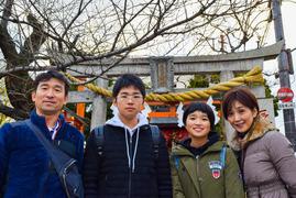 年末の京都! 伏見稲荷大社、銀閣寺、祇園、八坂庚申堂、清水寺
