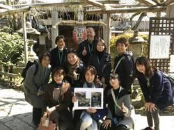 西陣ツアー:西陣織工場、釘抜地蔵、町家、京都の路地