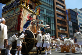 京都の夏祭り